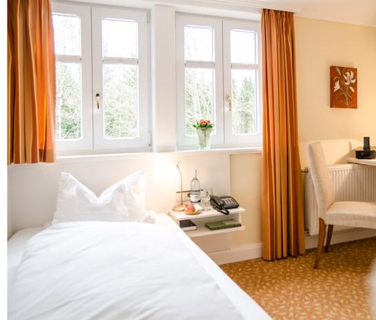 Waldsee Hotel Lindenberg Einzelzimmer Tagung 2