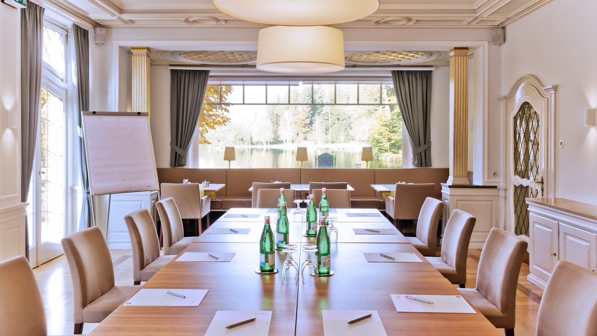 Besprechung Tagung Hotel Waldsee Banner